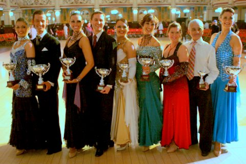 Adult Blackpool finalists